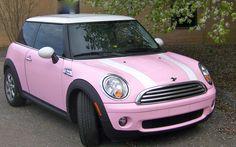 Jackie Leonhardt's MINI. MINI Beauty Parking gives fans' beautiful MINI a spot in the limelight at MINI United 2012.