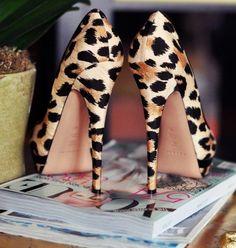 no heel too high.