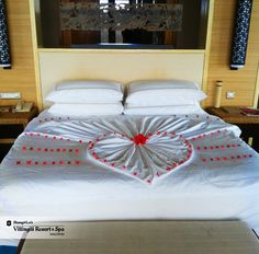 Honeymoon Decoration In Maldives : Wedding in Maldives on Pinterest
