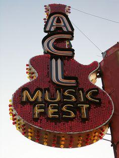 Austin City Limits Music Festival '08