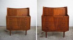 Restoring vintage wood finishes