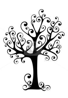 Family tree decoration on Pinterest | Family Trees, Tree ...