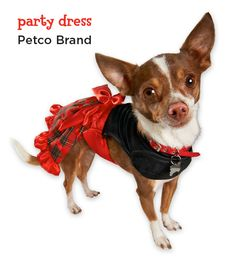Jingle belle, jingle belle! Everybody should have a festive party frock!