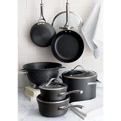 hang the matching lid with the pan