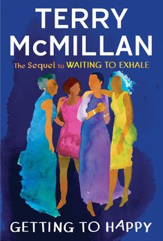 Comfort food and good book is a perfect combination on any given day.    Terry McMillian's 'Getting Back to Happy' -     Waiting to Exhale 20 years later.