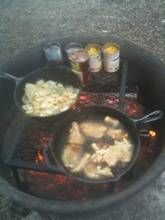 Fire pits on pinterest fire pits backyard fire pits and for Phils fish grill