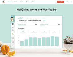 Data Visualization from MailChimp › PatternTap