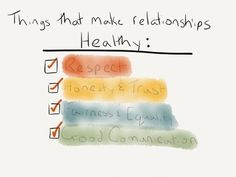 4 things that make relationships healthy that-love-thing personal-development personal-development