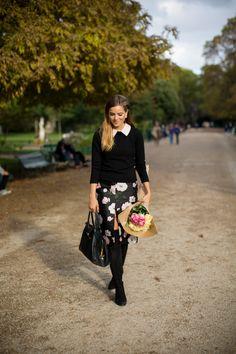 Parc Monceau In Paris - Gal Meets Glam