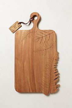 Woodland Cheeseboard #anthropologie