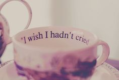 Alice in wonderland quote....