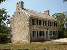 Daniel Boone Home near Defiance, MO