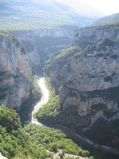 Vendon Gorge, Provence Alpes Cote de Rhone