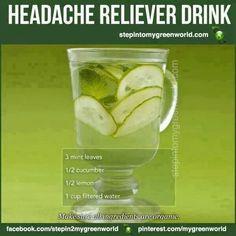 Need Headache relief headache relief, fit, bodi, food, headach relief, beauti, health, drinks, headaches relief