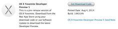 Apple seeds iOS 8 beta 5 and OS X Yosemite developer preview 5! http://www.motionvfx.com/B3542  #iOS #Yosemite #MacOS #Apple