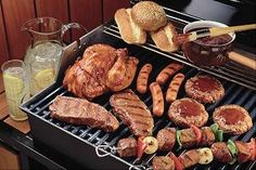 grilled foods, grill food, beat, food smart