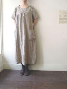 Pattern/ No. 80 Tablier Dress