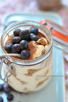 Tiramisu with White Chocolate
