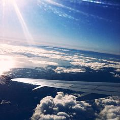 Airplane Flight / Jennifer Chong @jchongdesign on instagram