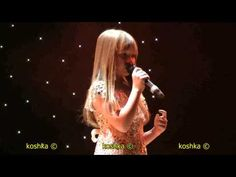 Connie Talbot singing I will Always Love You.