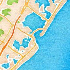 maps.stamen.com - watercolor