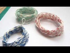 Because I never have it when I want it ... DIY Baker's Twine. Brilliant!