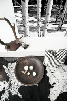Woodlands Art by The March Collective | styled by Simone Barter |