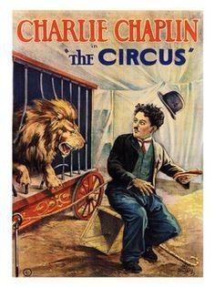 Movie poster, Charlie Chaplin