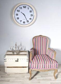 Clocks On Pinterest Wall Clocks Vintage Style And Skeletons