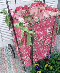sewing, camper trailers, hamper, market cart, flea markets