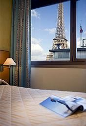 #Hotel Mercure Paris Suffren #Eiffel Tower - #Paris #France