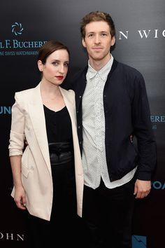 Zoe Lister Jones in 'John Wick' Premieres in NYC