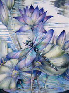 Amethyst Sunrise by Jody Bergsma