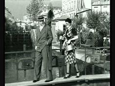 "Hôtel Du Nord (1938) - ""Atmosphère"" scene with Arletty"