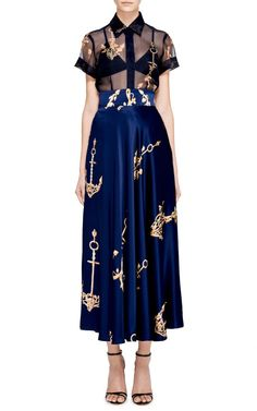 Natasha Zinko Spring/Summer 2015 Trunkshow Look 10 on Moda Operandi