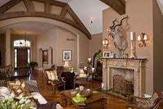 Schumacher Homes Great Room