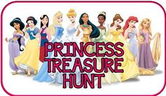 Printable Treasure Hunt Riddles and Clues for Kids