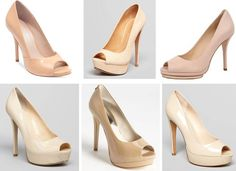 First Date Style: 6 Nude Peep-Toe Pumps Perfect For Your Spring Date Outfits