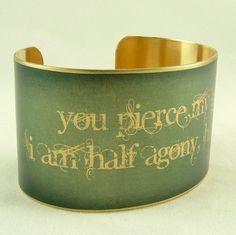 jane austen jewelry. i am a huge nerd.