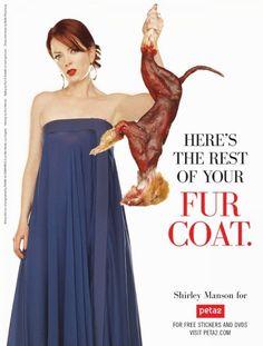:( say no to fur :(