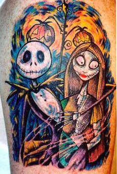 jack and sally tat.