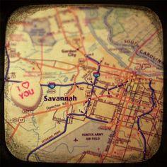 Savannah love! #Savannah #NoBoysAllowed
