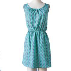 Jade Loverbirds Racerback Dress