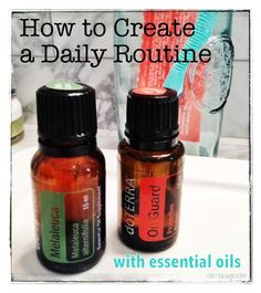 How to Create Your Own Daily EO Routine!