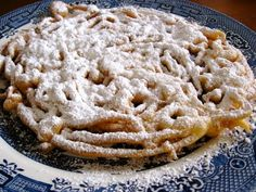 Oh man!  So yum and so easy!  PLUS I had all the ingredients already - THAT's really saying something!  A Busy Nest: Fun and Easy Funnel Cakes