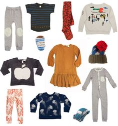 Bleubird's Fall Favorites from Darling Clementine