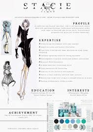 resume for freshers fashion designer