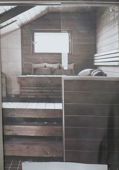 this is THE sauna I want