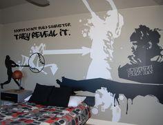 bedroom decor, bedroom kids, bedroom room boys graffiti, kid rooms, boy rooms, sport, teen boys, bedroom boys, teen boy bedrooms