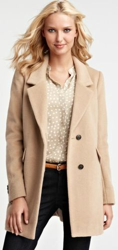 Extra Petite | Petite Fashion, Style Tips and DIY fashion styles, camels, hair style, camel coat, petite fashion, ann taylor, wear, coats, style tips